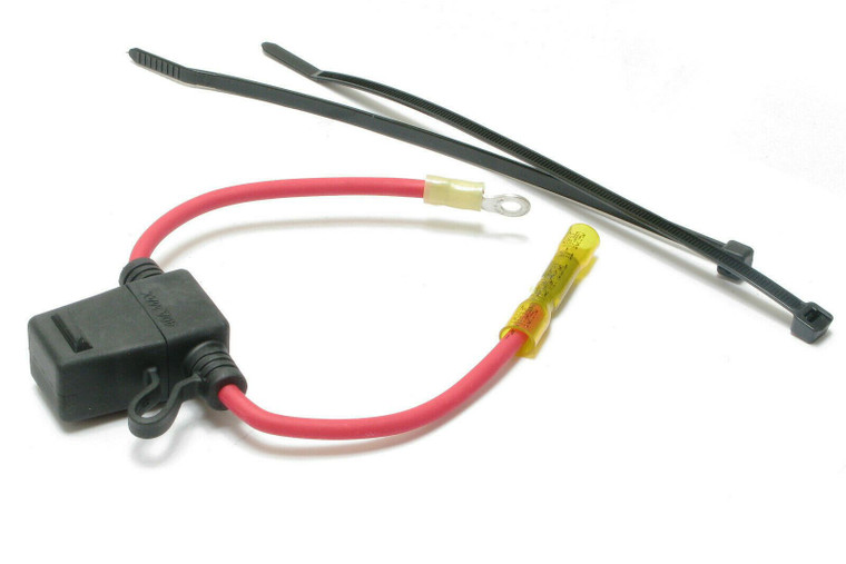 Low Profile In-Line Fuse Holder, 40 Amp