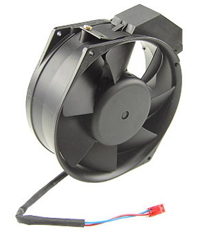 12 VDC Fan, EBM 6 Inch Diameter