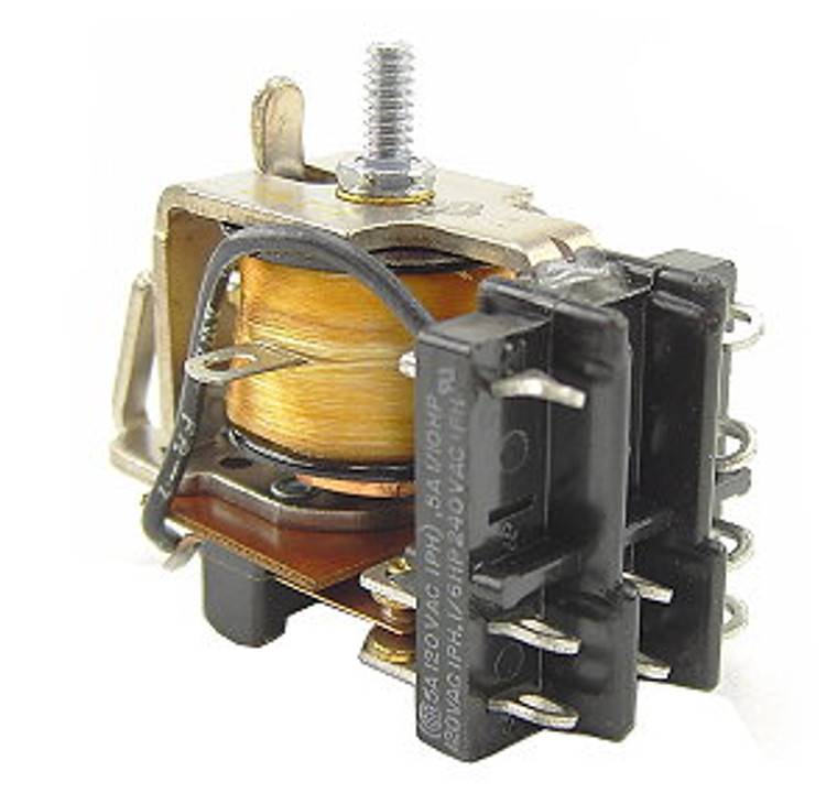 120 VAC Relay, 3PDT 5 Amp