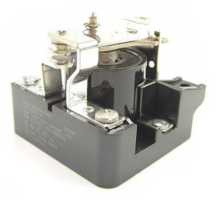 110 VDC Relay, SPDT 25 Amp