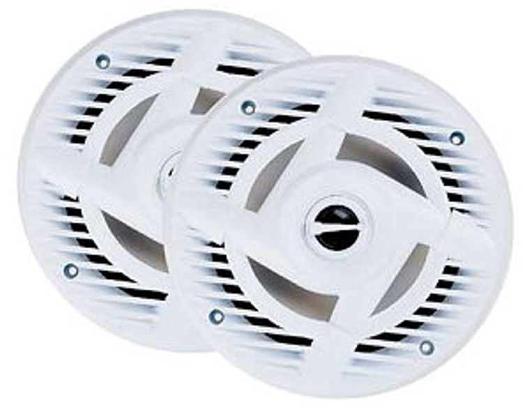 6.5 Inch Coaxial 2-Way Marine Speaker (Pair)