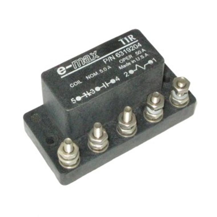 Trip Indicating Relay,  Contact Rating 3.0 Amp