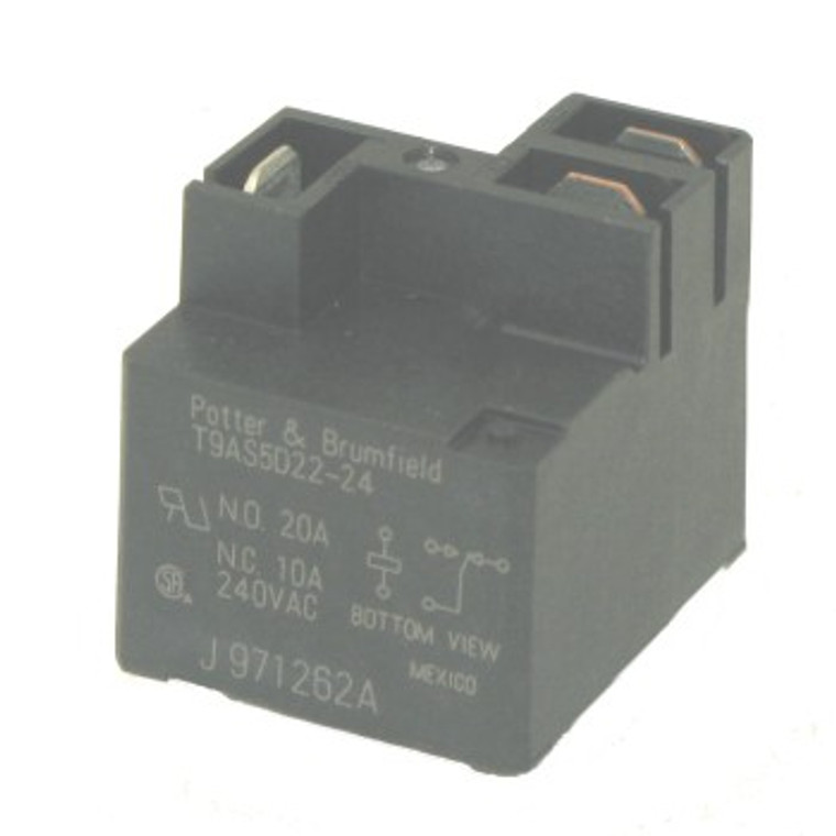 PCB Mount / Panel Power Relay - 24Vdc 10/20A
