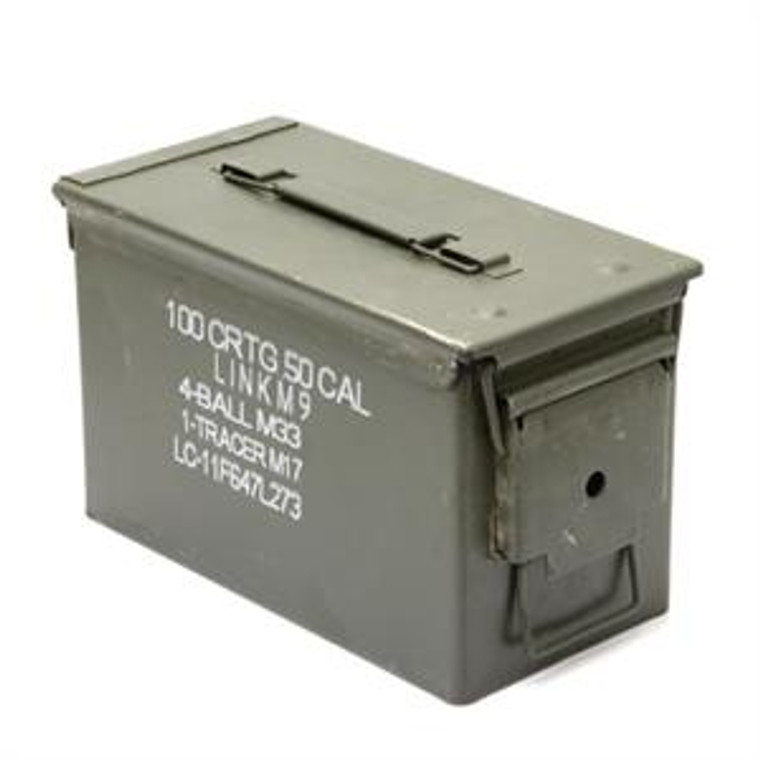 Metal Ammo Can - M2A1 - .50 Cal