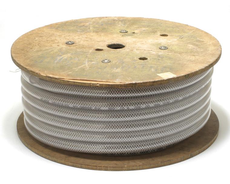 Nylobrade 1/2 Inch Braid-Reinforced PVC Hose, 100 Foot