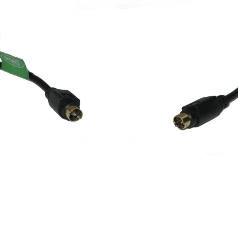 S-Video Cable, Male to Male 50 FT
