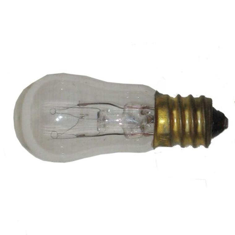 S6 130V Candelabra Screw Base Bulb