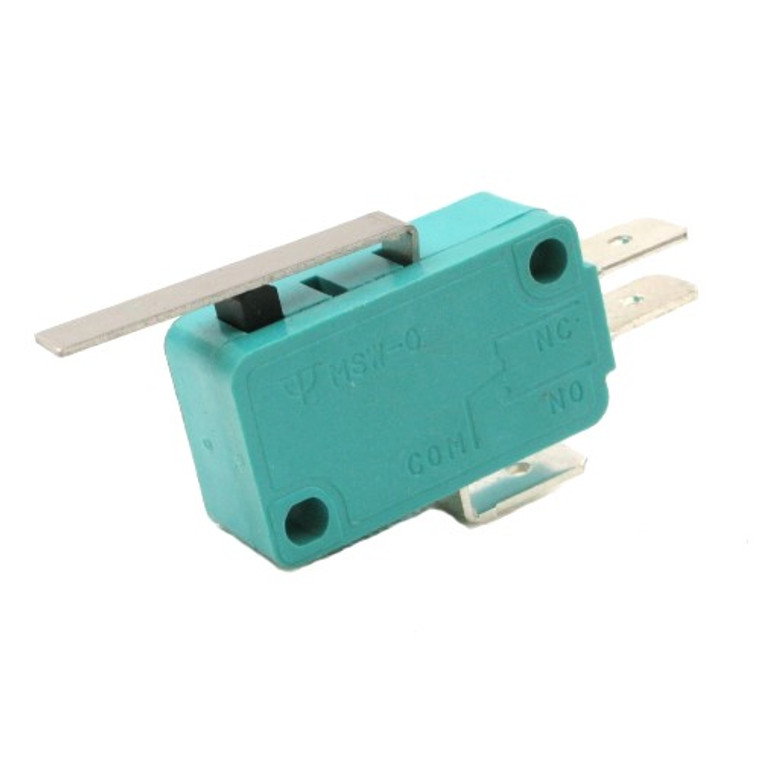 Snap Switch with Flat Lever