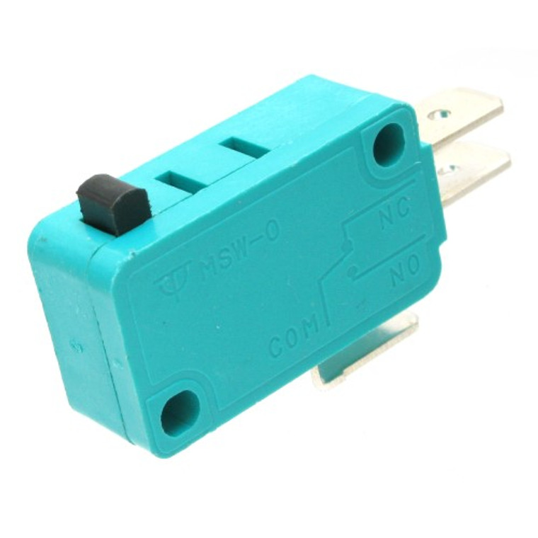 Snap Switch With Button