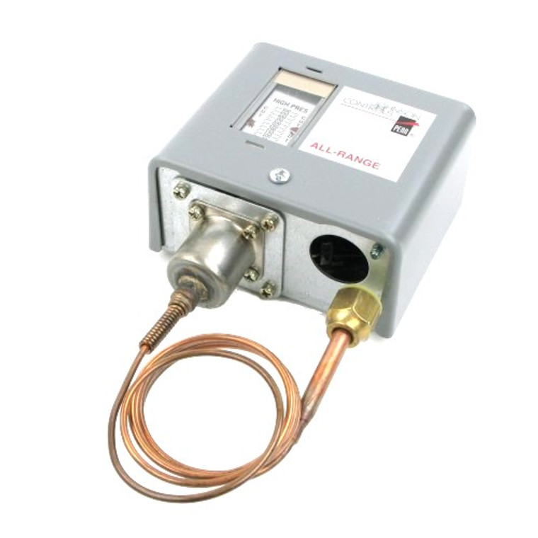 Pressure Control Switch SPST 50 to 500psig