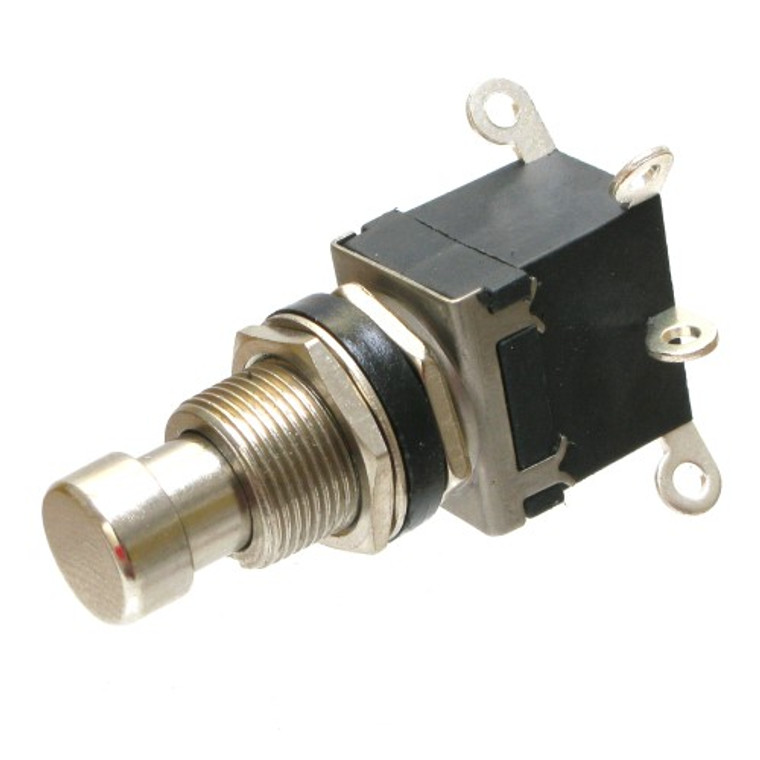 Push Button Momentary Switch, DPDT