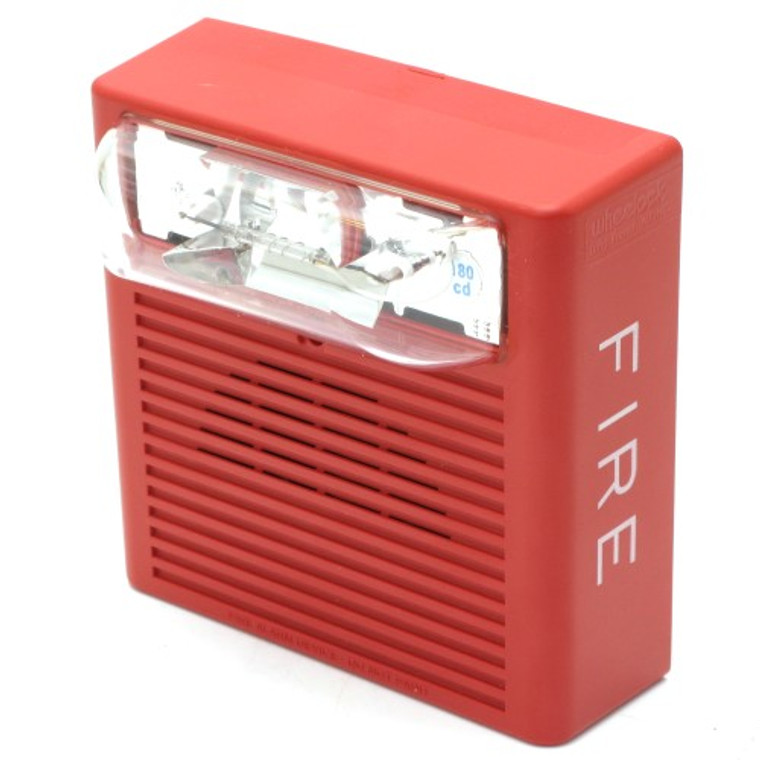 Weatherproof Audible Horn Strobe Fire Alarm