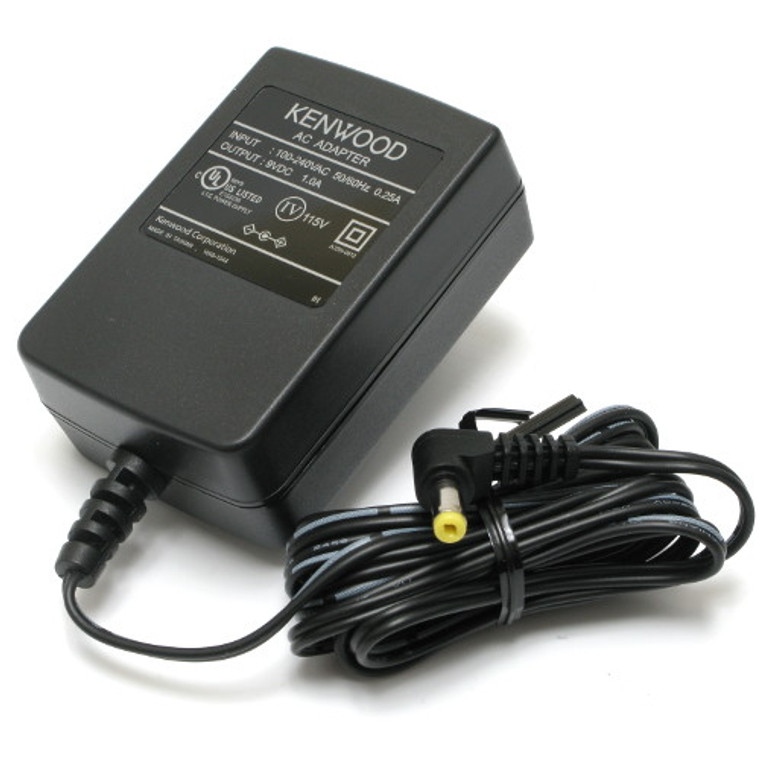 9 Volt DC Switching Regulated Adapter