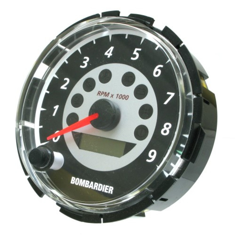Tachometer, Snowmobile