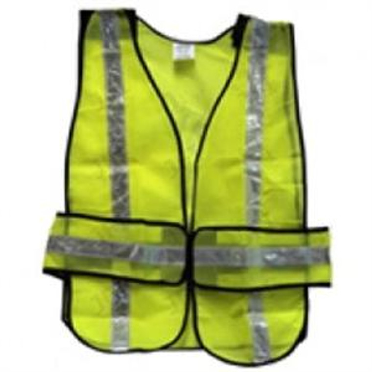 Economy Safety Vest| Color| Lime Green