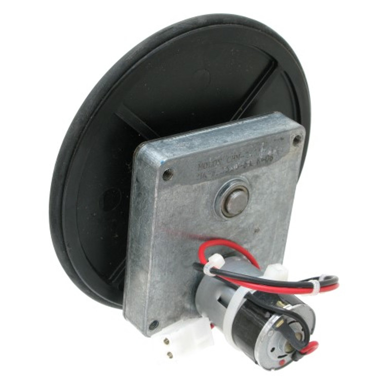 6-24 Volt DC Gearhead Motor with Wheel