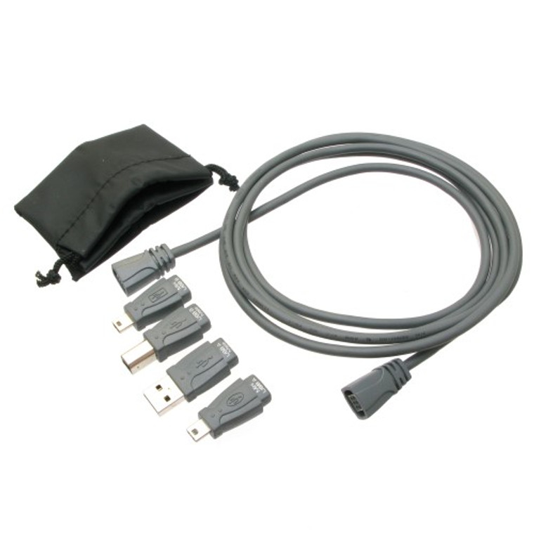 USB 2.0 Speed, 4 in 1 Cable Kit
