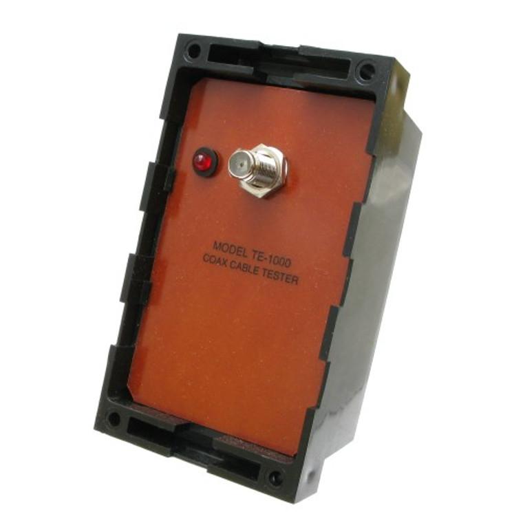 Coax Cable Short Detector