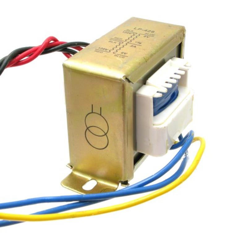 12 VCT Transformer 2 Amp - 120/220 VAC