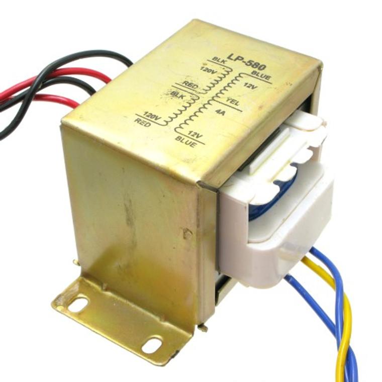 24 VCT Transformer 4 Amp - 120/220 VAC