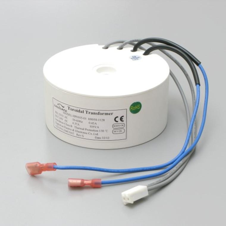 24 VAC 4.37 Amp 105 VA with 220 VAC Input