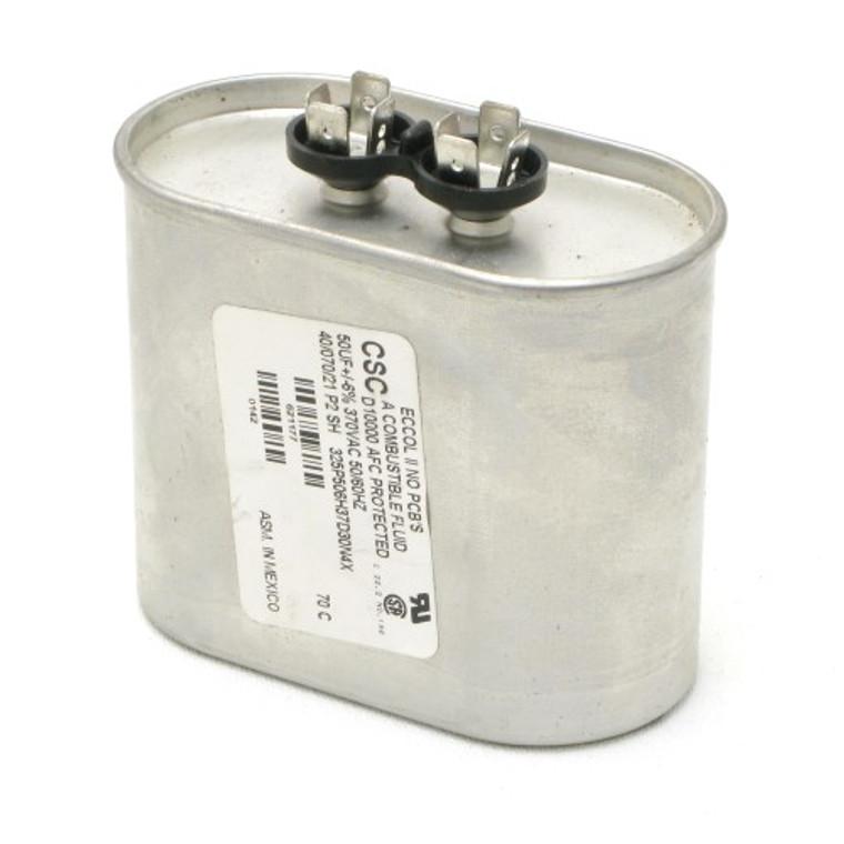 50 MFD 370 VAC Motor Run Capacitor