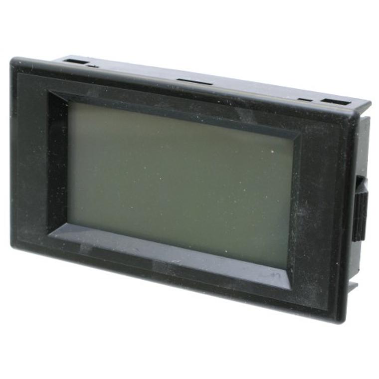 Digital Panel Meter AC Frequency LCD