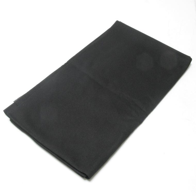 Speaker Grill Cloth, Black