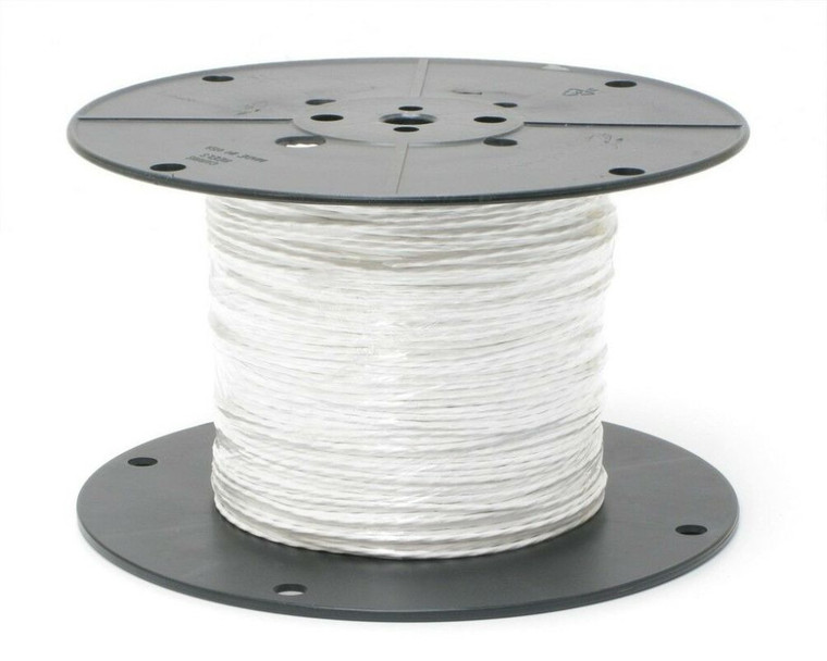 24/3, Braided Shield, Silver Plated, PTFE Jacket, M27500-24RC3S06