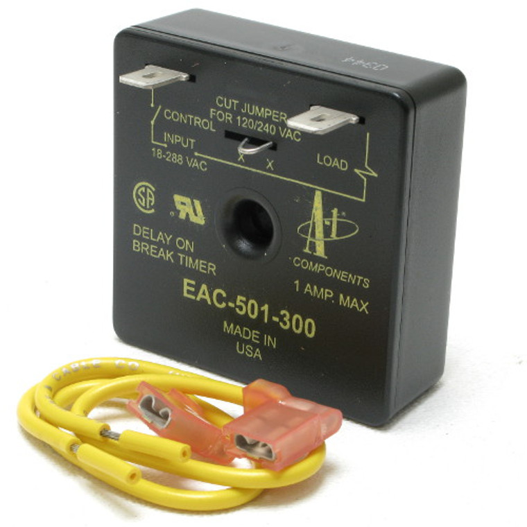 Short Cycle Protection Timer 18 to 288 Volt  AC
