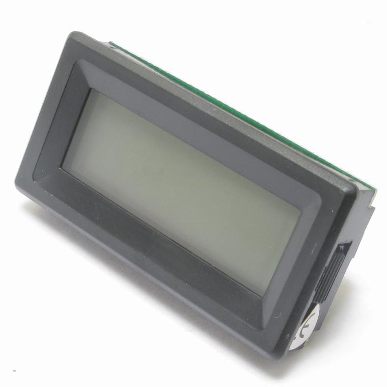 3-1/2 Digit LCD, Digital Panel Meter, 0 - 20 Volt DC