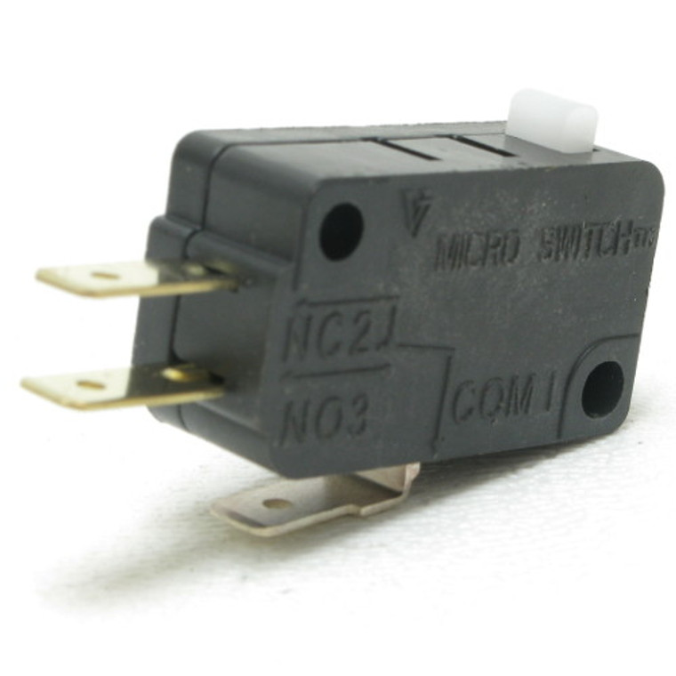 Snap Switch With Button, SPDT 11 Amp