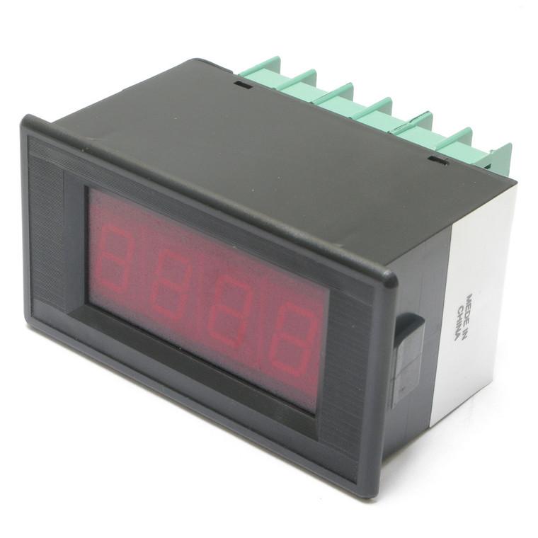 Digi-L, 0-20 Volt DC Red LED Digital Panel Meter
