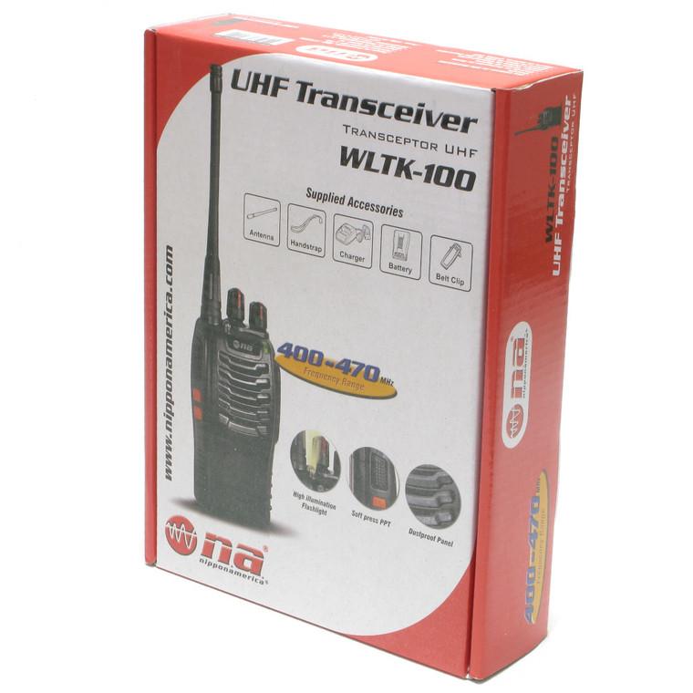 UHF Transceiver 400~470 MHz