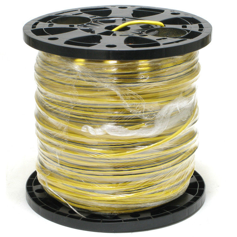 3 Conductor 20 Gauge Shielded Twisted Cable - 1000 Foot