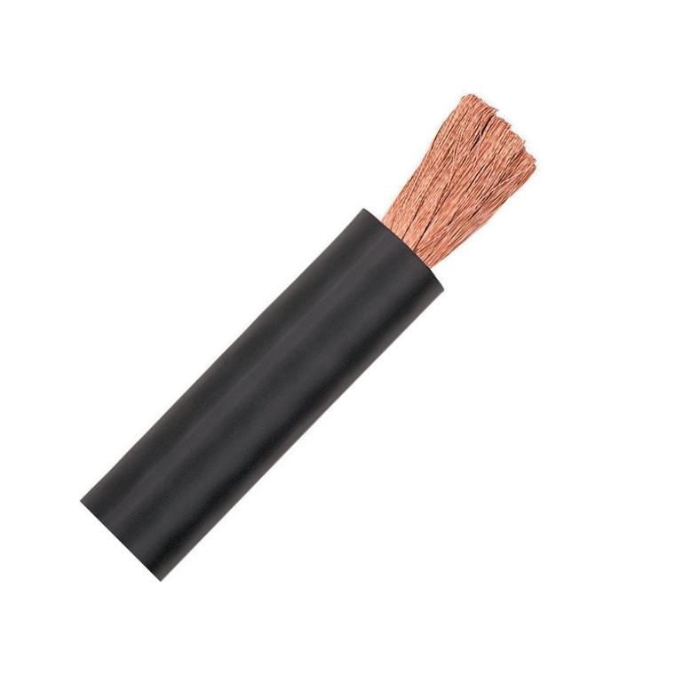 350 MCM MTW Hook Up Wire, Black
