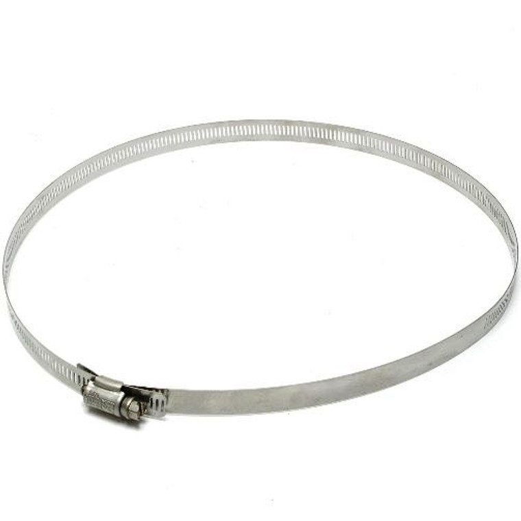 Hose Clamp, Marine Grade Stainless 64-254MM, Each