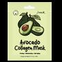 Face Mask - Avocado