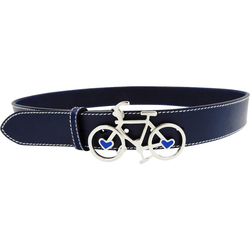 LILO Collections Curvelo buckle on a Classic Navy strap