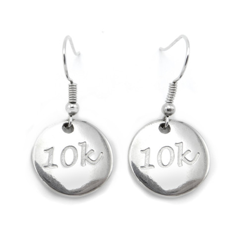 LILO Collections 10k Earrings with round charms