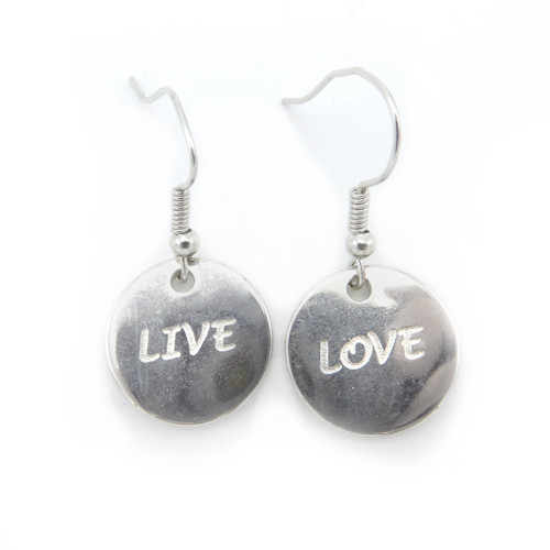 LILO Collections Live Love Earrings