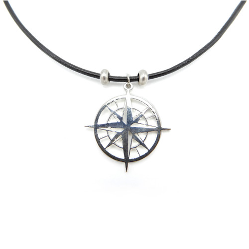 LILO Collections Compass Points Skinny Necklace