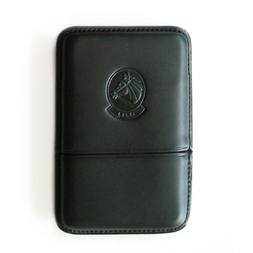 LILO Collections Active Wallet with Horse in Black