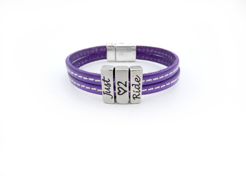 LILO Collections Just Heart to Ride bracelet