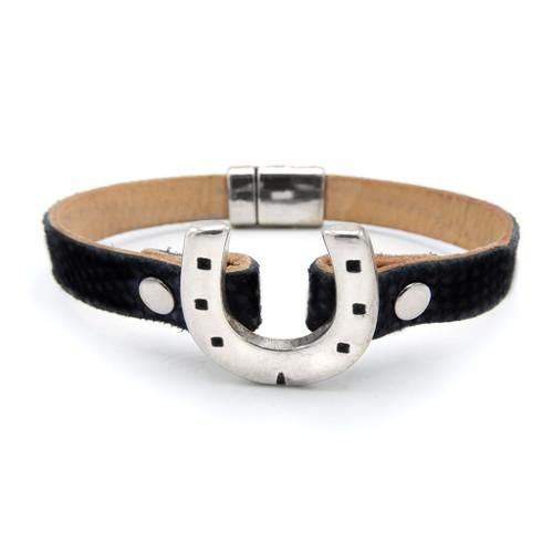 LILO Collections Holden Horseshoe bracelet