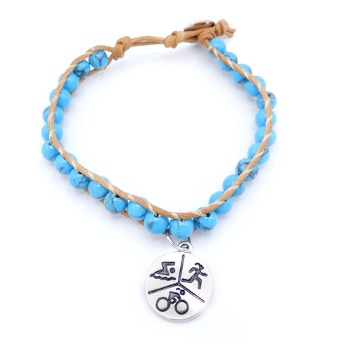 LILO Collections Sprint Bracelet in Turquoise