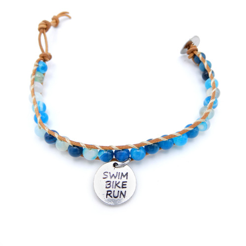 LILO Collections Olympic Bracelet in Blue