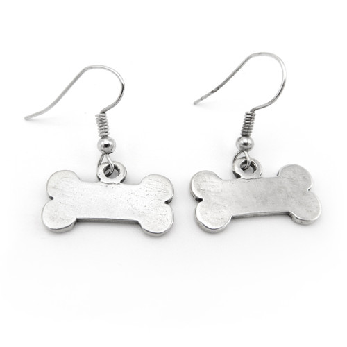 LILO Collections Dog Bone Earrings