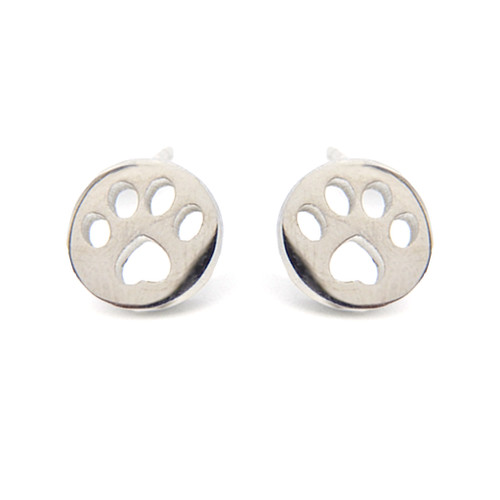 LILO Collections Paw Cutout Studs