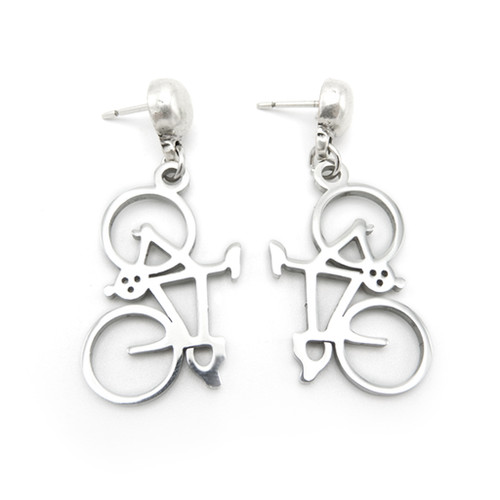 LILO Collections Bike Down Studs